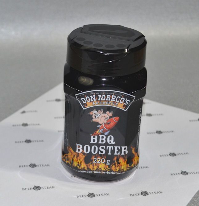 Don Marco's BBQ Booster