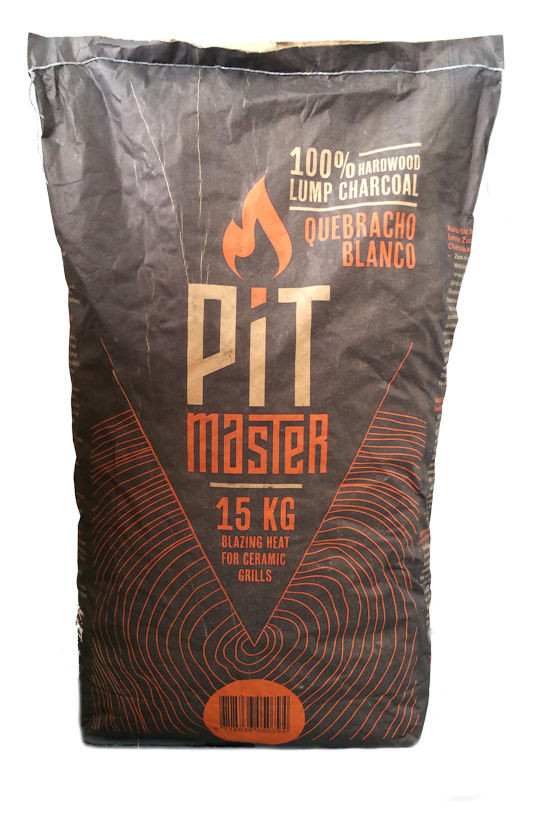 Pitmaster Charcoal (15kg)