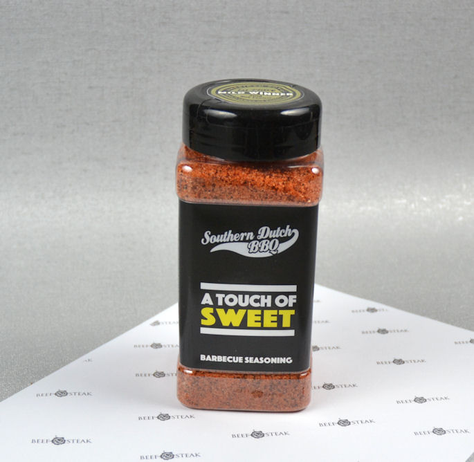 """Southern Dutch BBQ """"A Touch of Sweet"""""""