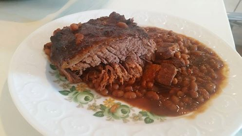 Boston Bean Brisket