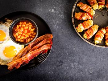 Smokey Bacon met Jalapeno Poppers