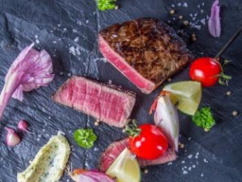 Gemarineerde Beef Steaks