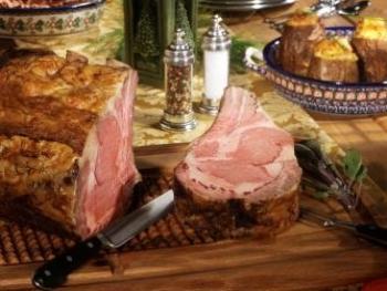 Toscaanse Livar Rib Roast