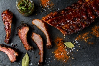 Southern Blues Spareribs