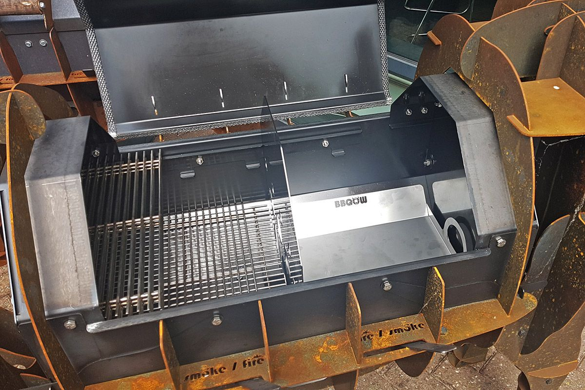 BBQow grill